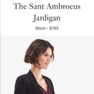 Sant ambroeus jardigan